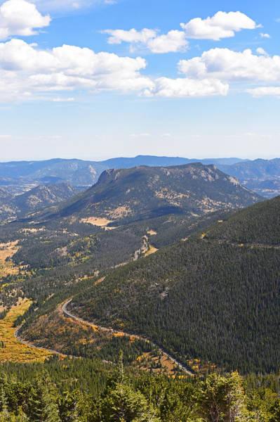 Photograph - Road Through The Colorado Rockies by Toby McGuire