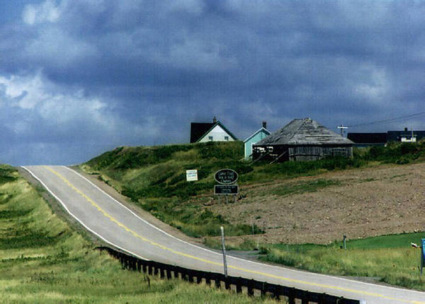 Cabot Trail Photograph - Road To Cap Lemoine by Lori  Secouler-Beaudry