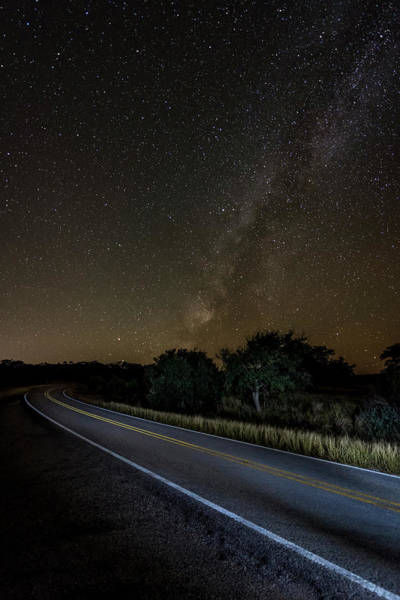 Photograph - Road To The Milky Way by Andy Crawford