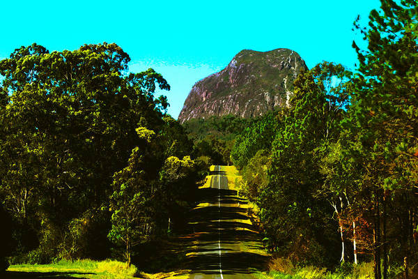 Photograph - Road To The Rock by Susan Vineyard