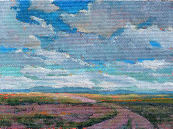 Painting - Road Trip 3 by Konnie Kim