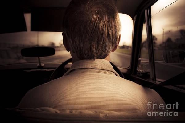 Driveway Photograph - Road Trip Down Memory Lane by Jorgo Photography - Wall Art Gallery