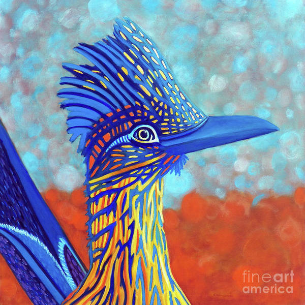 Wall Art - Photograph - Roadrunner Deluxe by Brian Commerford