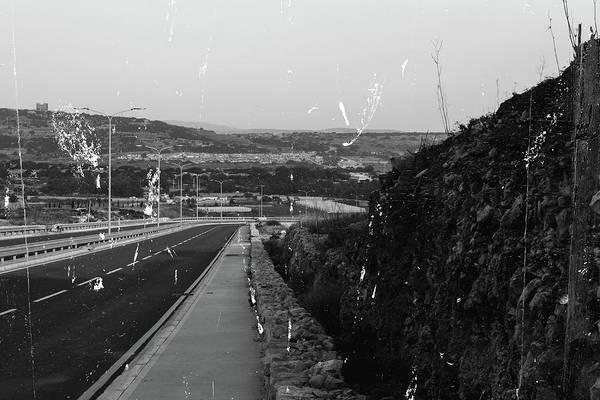 Photograph - Roads In Malta A Fine Art by Jacek Wojnarowski