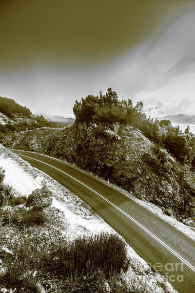 Location Photograph - Roads Of High Dynamic Ranges by Jorgo Photography - Wall Art Gallery
