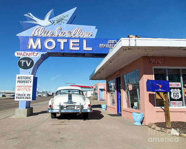Wall Art - Photograph - Roadside Lobby by Twenty Two North Photography