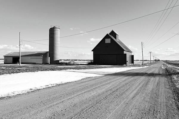 Wayside Photograph - Roadside by Tom Druin