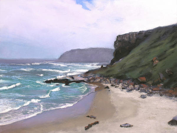 Pastel - Robberg Nature Reserve by Christopher Reid