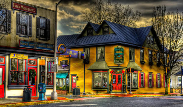 Photograph - Robbins Nest Restaurant by Louis Dallara
