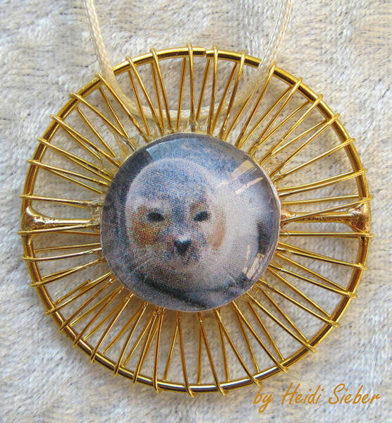 Jewelry - Robby - The Seal by Heidi Sieber