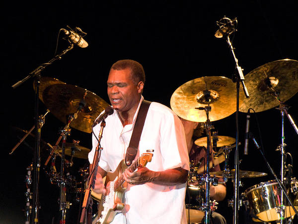 Photograph - Robert Cray by Ginger Wakem