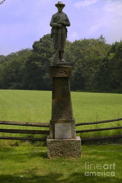 Photograph - Robert E. Lee  by Randy Bodkins