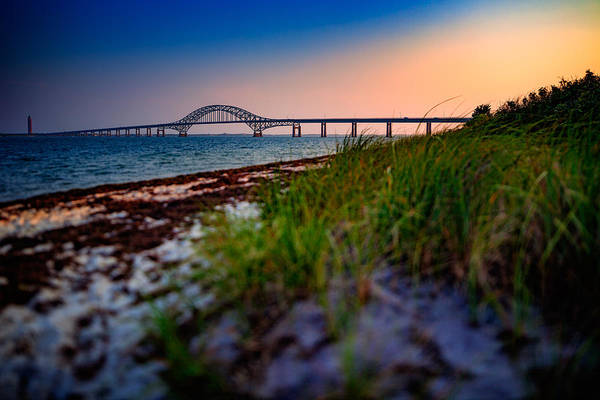 Wall Art - Photograph - Robert Moses Causeway by Rick Berk