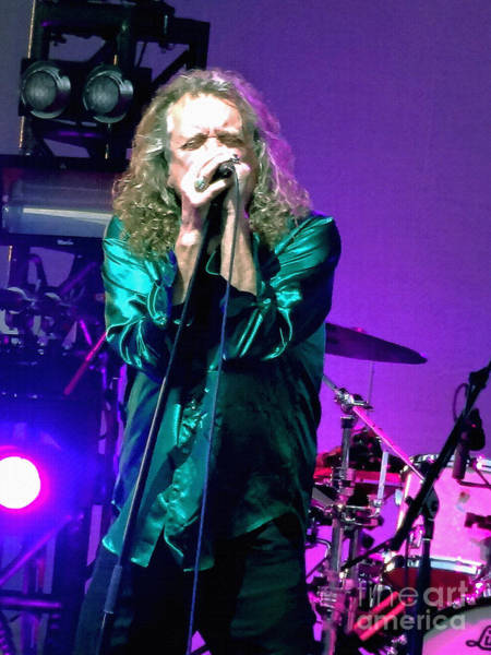 Photograph - Robert Plant And The Sensational Space Shifters.4 by Tanya Filichkin