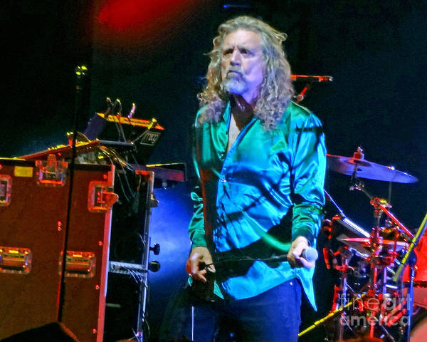 Photograph - Robert Plant And The Sensational Space Shifters.7 by Tanya Filichkin
