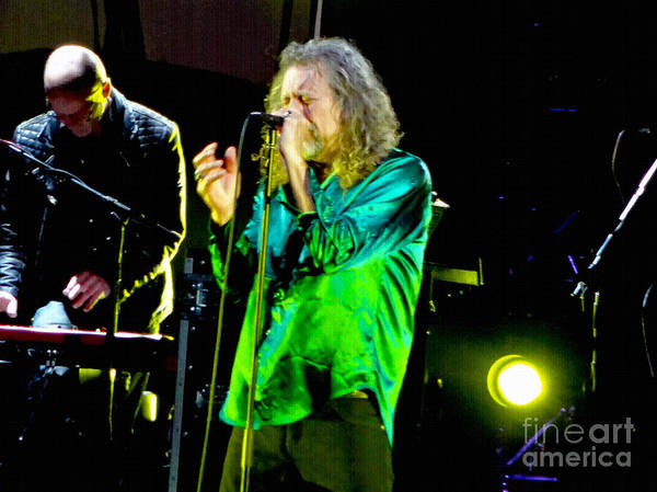 Photograph - Robert Plant And The Sensational Space Shifters.6 by Tanya Filichkin