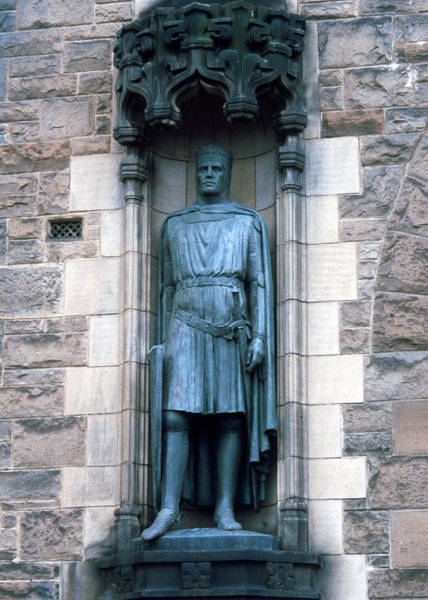 Photograph - Robert The Bruce by Kenneth Campbell