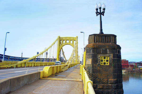 Wall Art - Photograph - Roberto Clemente Bridge  by Art Spectrum