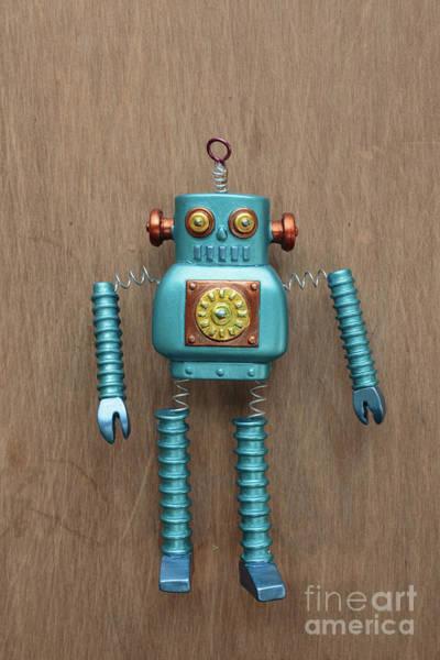Photograph - Robot  by Edward Fielding