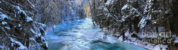 Photograph - Robson River Winter Spectacular by Adam Jewell
