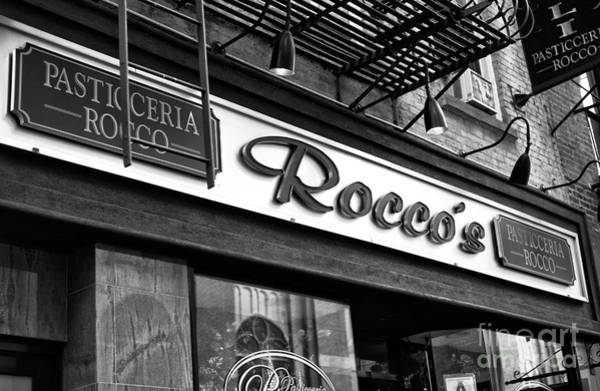 Wall Art - Photograph - Rocco's Nyc by John Rizzuto