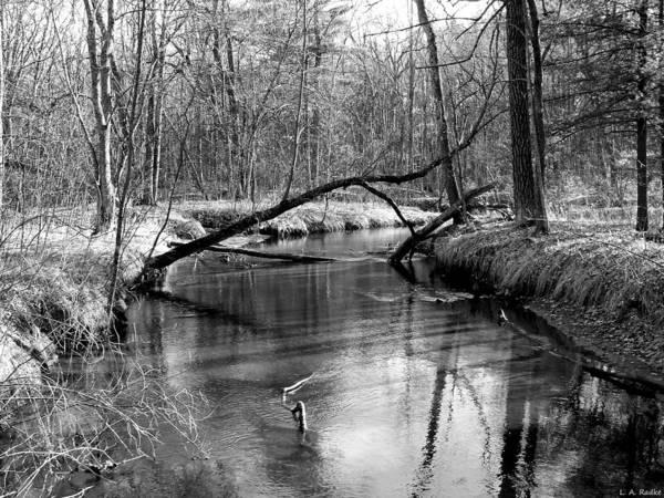 Photograph - Roche-a-cri State Park by Lauren Radke