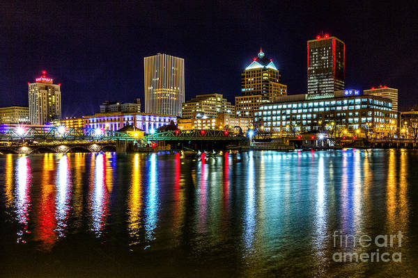 Photograph - Rochester Reflections by Rod Best