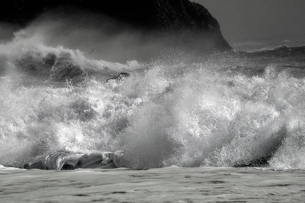 Wall Art - Photograph - Rock And Roll Black Sand Beach Iceland by Betsy Knapp