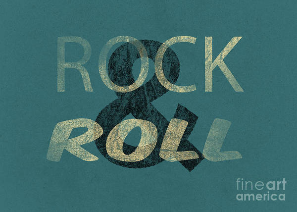 Photograph - Rock And Roll by Edward Fielding