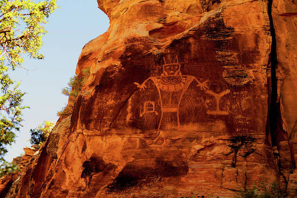 Photograph - Rock Art From Utah by Craig Ratcliffe