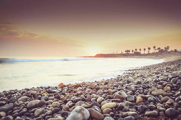 Southern Rock Photograph - Rock Beach by Hyuntae Kim
