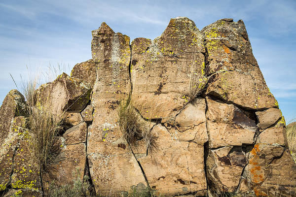 Lewiston Photograph - Rock Bottom by Brad Stinson