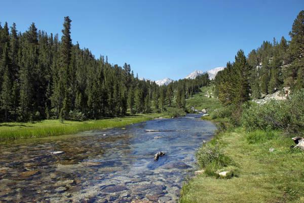 Photograph - Rock Creek by Kenneth Hadlock