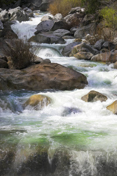 Wall Art - Photograph - Rock Creek Rapids by Frank Wilson