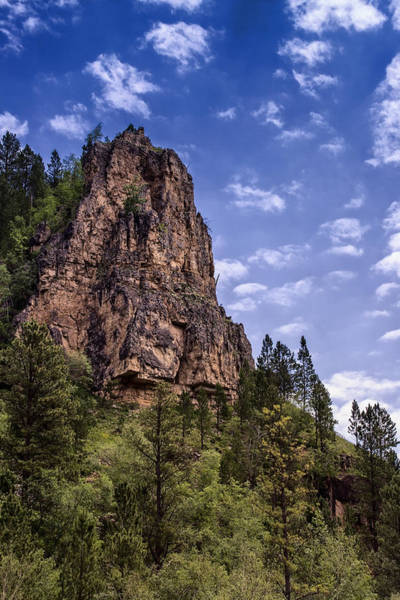 Photograph - Rock Formation by Tom Woll