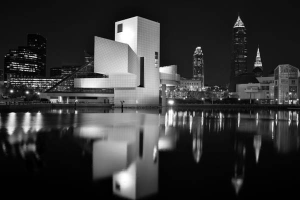 Photograph - Rock Hall Reflections by Clint Buhler