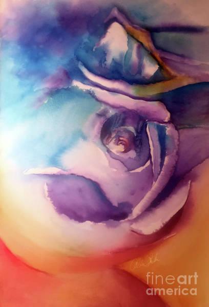 Painting - Rock-n-hard Place by Allison Ashton
