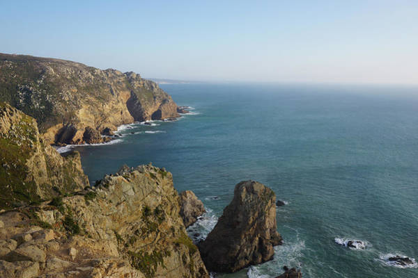 Photograph - Rocks Near To Cabo Da Roca by Piotr Dulski