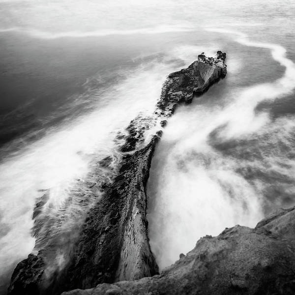 Wall Art - Photograph - Rock Serpent by Steve Spiliotopoulos