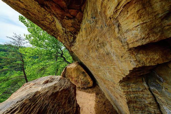 Photograph - Rock Splitter by Michael Scott