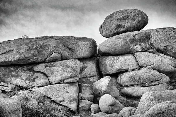Photograph - Rock Steady by Jon Exley