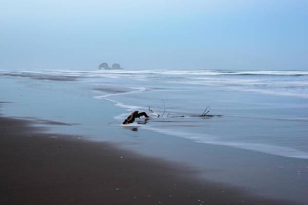 Photograph - Rockaway Beach by Robert Potts