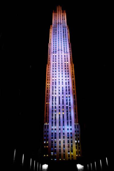 Wall Art - Photograph - Rockefeller Center by Art Spectrum