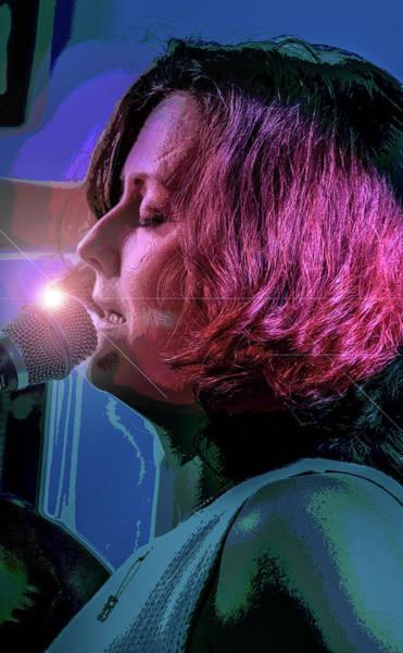 Photograph - Rocker Babe II by Greg Reed