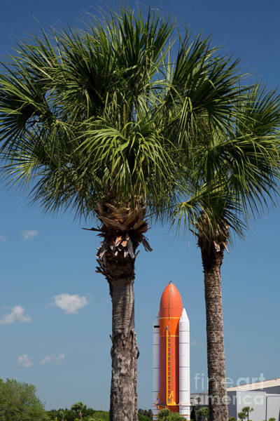 Photograph - Rocket Ship by Jim West