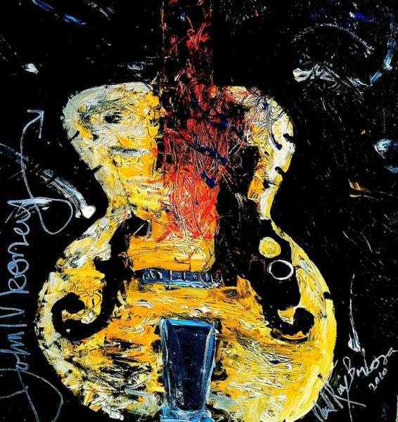 Painting - Rockin    by Neal Barbosa