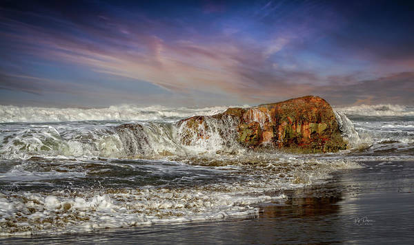 Photograph - Rockin' The Coast by Bill Posner
