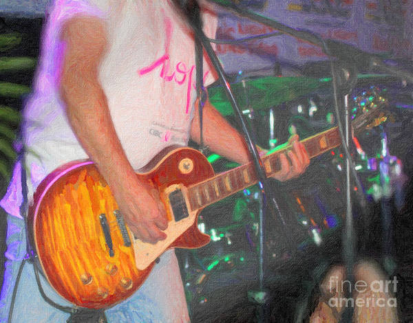 Painting - Rocking For Hope by Donna L Munro