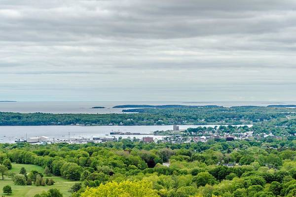 Sullivan County Photograph - Rockland From Dodge's Mountain by Tim Sullivan