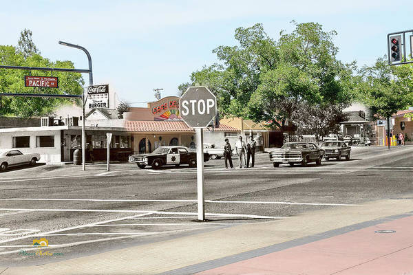 Photograph - Rocklin Road At Pacific Street by Jim Thompson